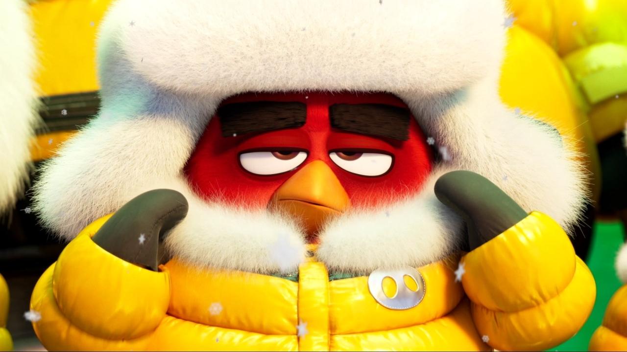 The Angry Birds Movie 2 Sub Landing
