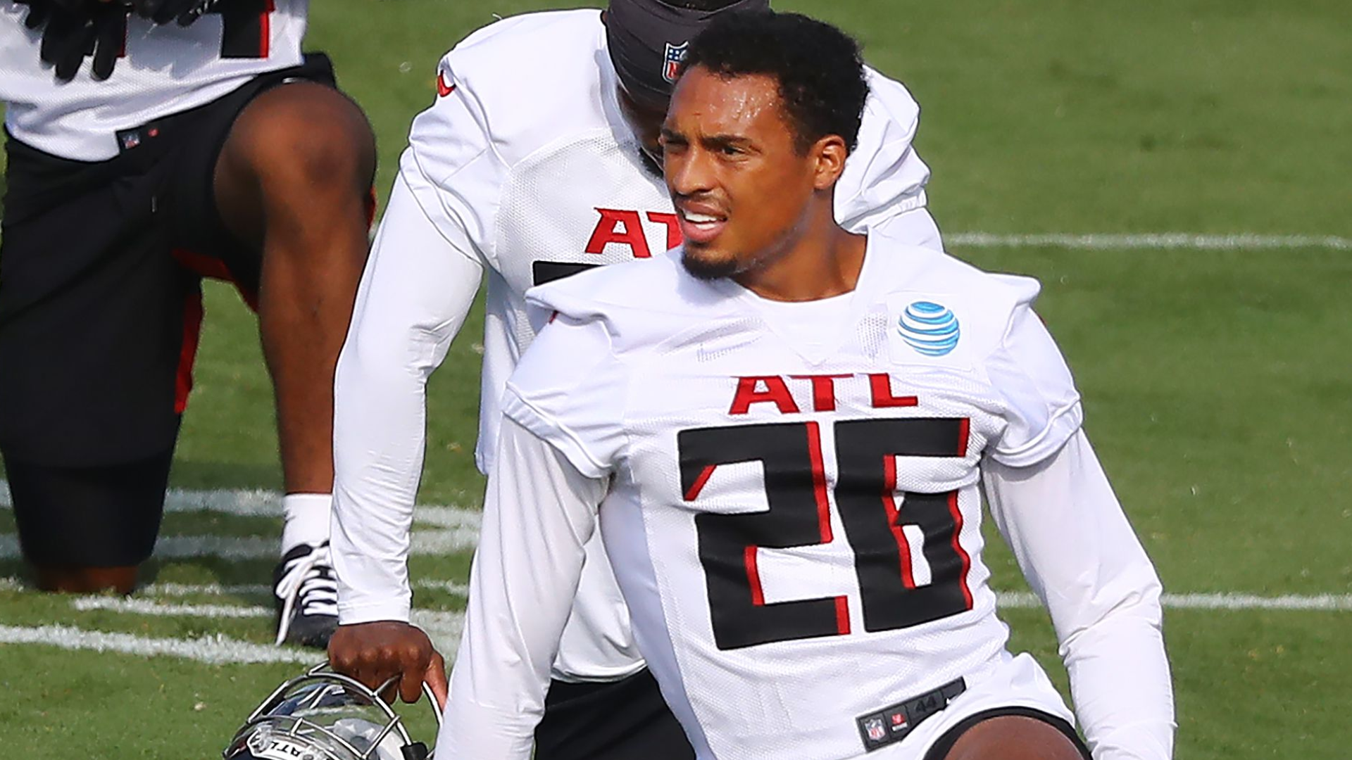 Battle At Cornerback Brewing In The Falcons Secondary